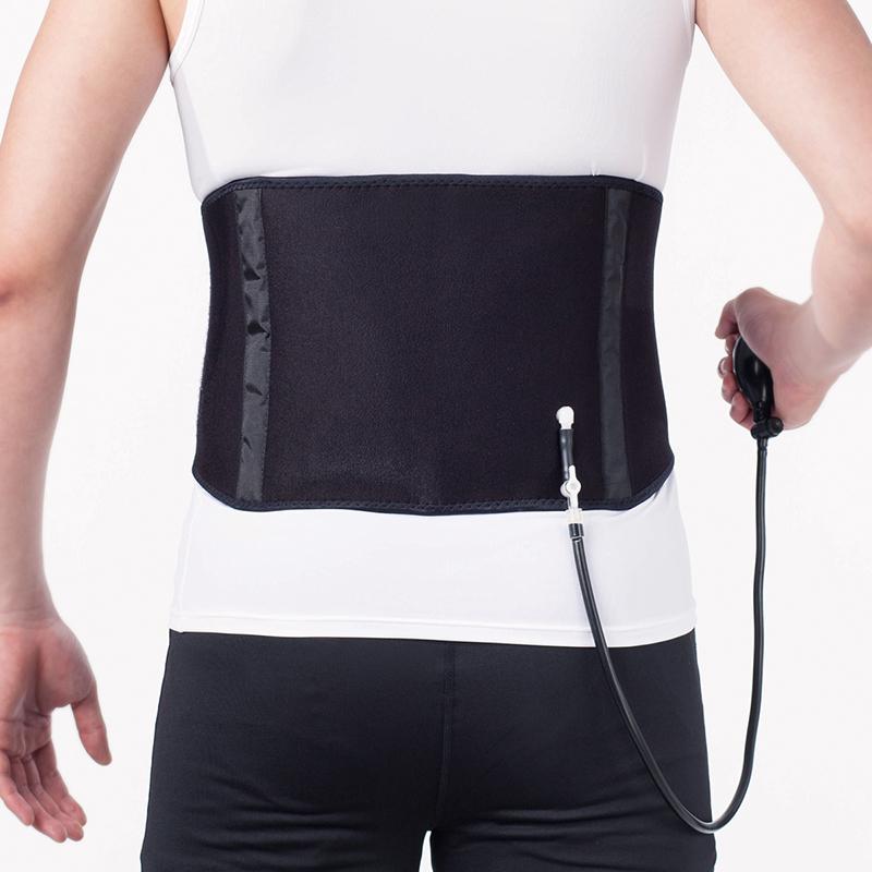 AquaHeat Inflatable waist brace