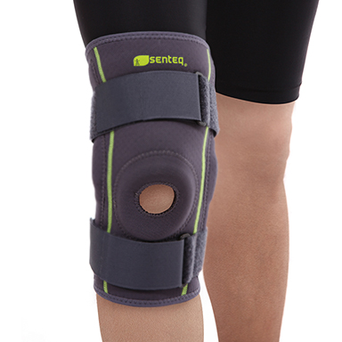 Metal Hinged Knee Support