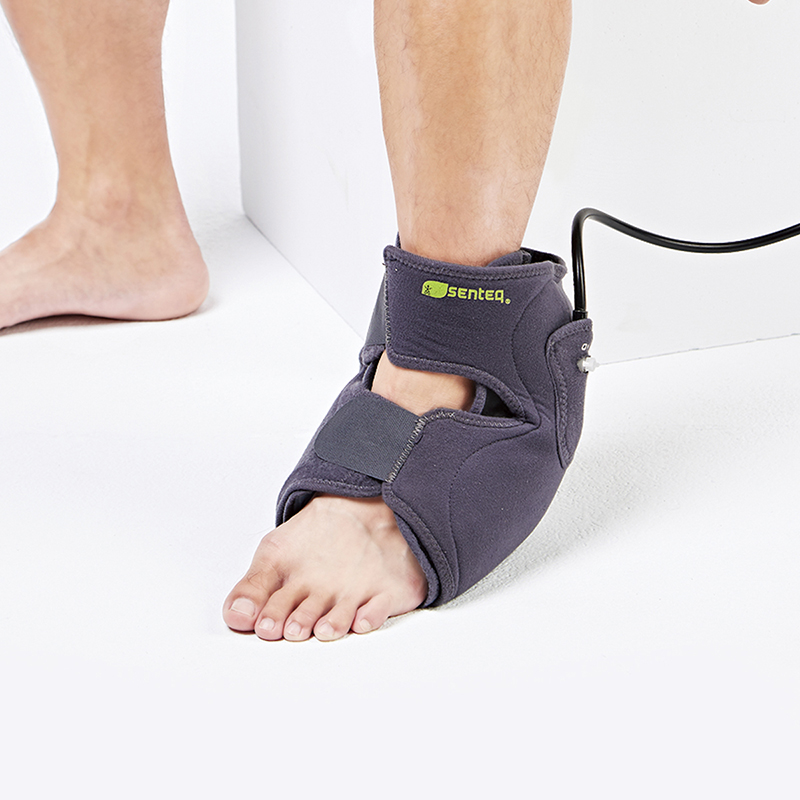 Hot/Cold & Compression Ankle Support